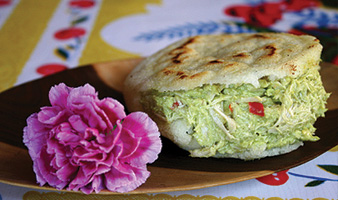 arepa reina pepiada - group picture, image by tag - keywordpictures ...