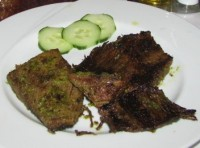 Colombian steak