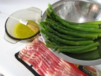 asparagus bacon ingredients