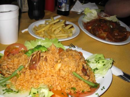 What are some famous dishes in the Dominican Republic?