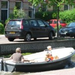 Canal boating